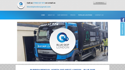 Blue Skip London Ltd